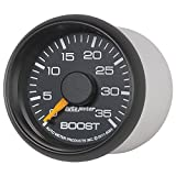 Auto Meter 8304 Chevy Factory Match Mechanical Boost Gauge