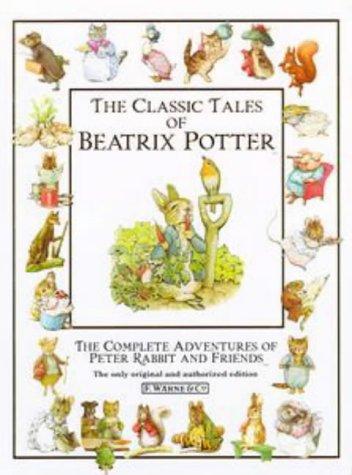 The Classic Tales of Beatrix Potter. the 23 Original Peter Rabbit Books