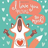 i love you mom 40 blank love coupons full color