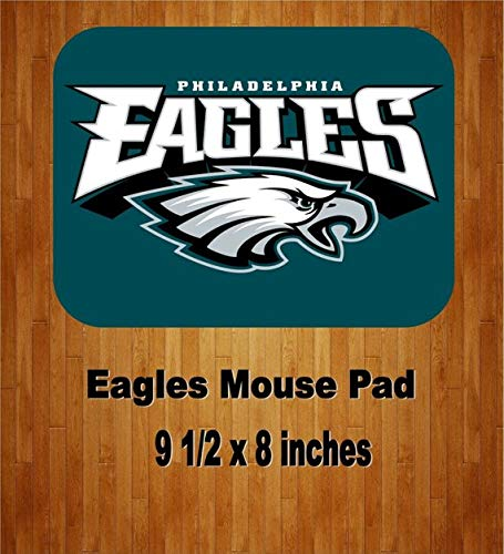 Philadelphia Eagles Football Team Mouse Pad Home Or Office