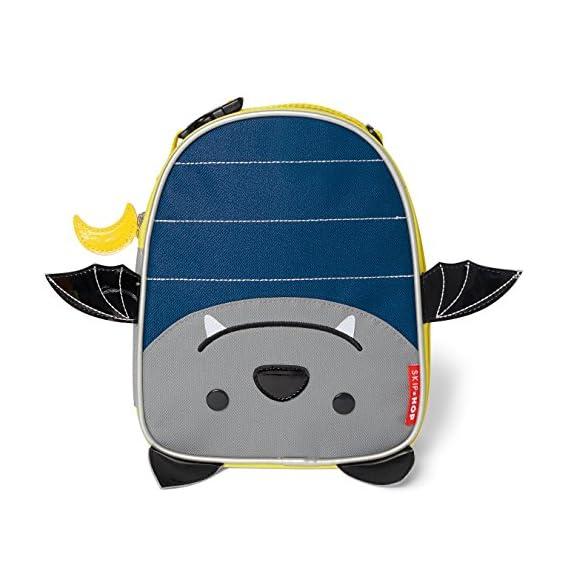 Skip Hop Bat Zoo Lunchie Lunch Bag (Blue)