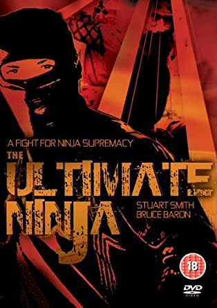 Amazon.com: Ultimate Ninja [DVD]: Stuart Smith, Bruce Baron ...