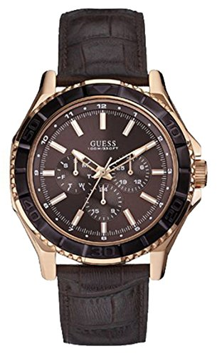 GUESS BROWN GENT Men's watches W0520G1