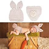 Forliver Newborn Photography Props Rabbit