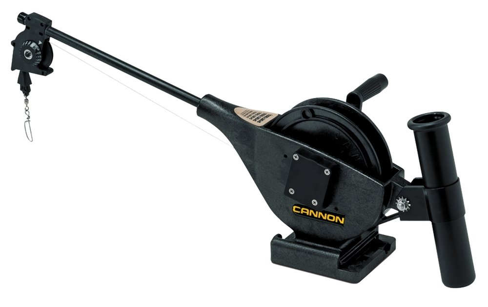 Cannon Lake Troll Manual Downrigger by Cannon