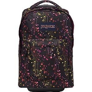 JanSport Unisex Wheeled Superbreak Multi Speckled Space Backpack