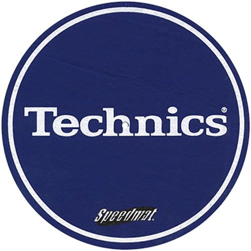 Technics Slipmats Gold (Pair) DMC