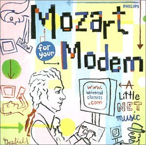 Set Your Life to Music: Mozart for Modem