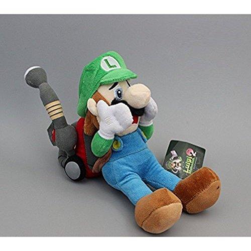 Super Mario Plush 9.8