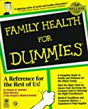 img - for Family Health For Dummies? book / textbook / text book