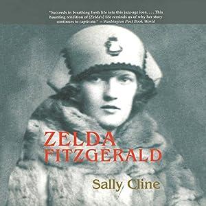 Zelda Fitzgerald Audiobook