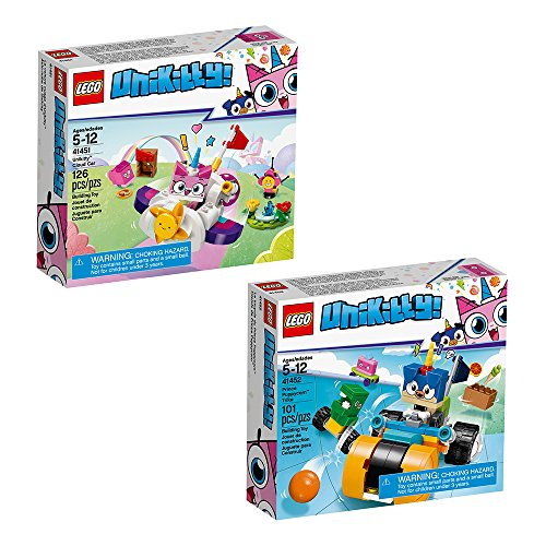 LEGO Unikitty Unikitty Bundle_2018 Building Kit, Multicolor (227 Pieces)