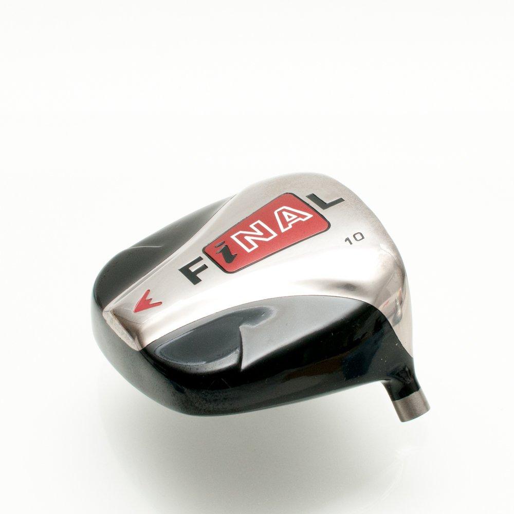 Final Square Titanium Golf Component Driver Head