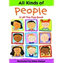 All Kinds of People: A Lift-the-Flap Book