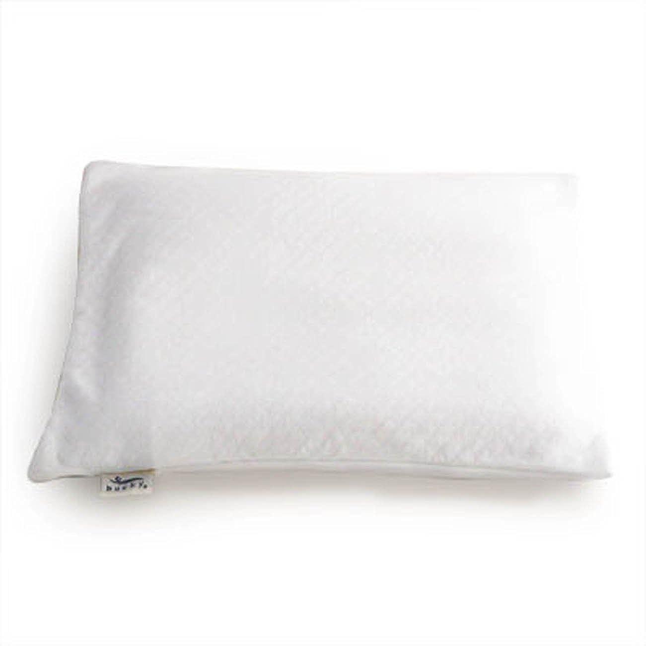 Inch Bucky Travel Duo Pillow B630BWH-White-11 x 14