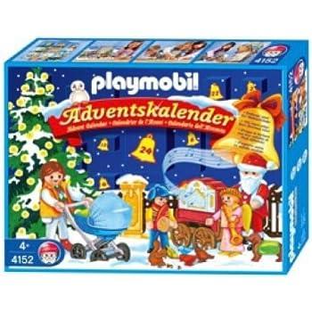 Playmobil Advent Calendar X: Christmas in the Park