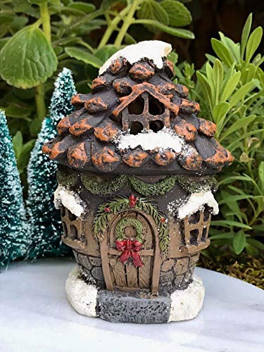 pine cone garden lights - 3