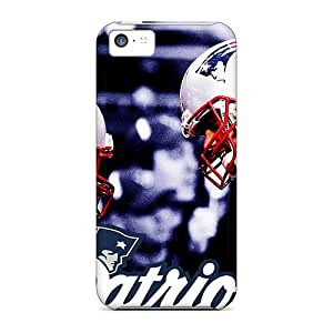 Tpu Case For Iphone 5c With New England Patriots