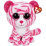 Ty Beanie Boos Asia, Tiger, 40 cm, White/Pink (United Labels Iberian 37057ty)