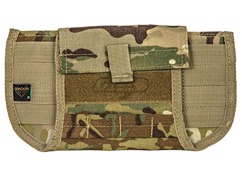 Condor 221036 MultiCam MOLLE Tactical MCR Bib Integration Kit Only Fits MCR4, MCR5, MCR6 Chest Rigs