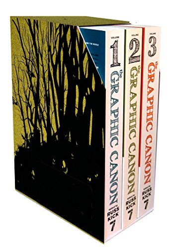 The Graphic Canon, Vol. 1-3 by Seven Stories Press