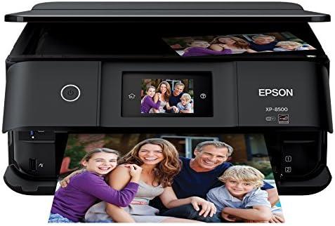 Epson Expression Photo XP-8500 Wireless Color Photo Printer