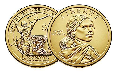 2015 P Native American Dollar Single Coin Dollar Uncirculated US Mint