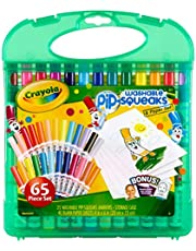 Crayola Pip-Squeaks Washable Markers Kit