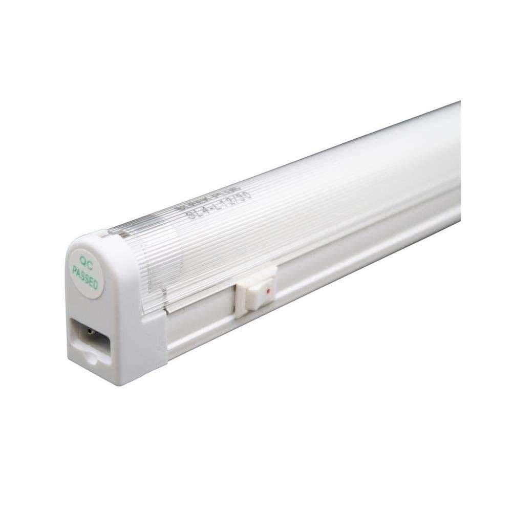 Saunter T5-21 Watt 4100k 34-1 2 Fluorescent Fixture Set 3-Prong Unit