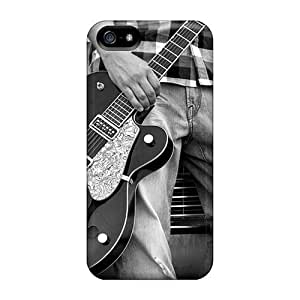 High Quality DZfvRii5141oSbqm Man With Guitar Case For Iphone 5/5s