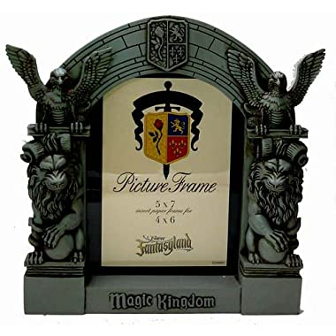 Disney Beauty and the Beast Picture Frame - Beast's Castle Front Entrance