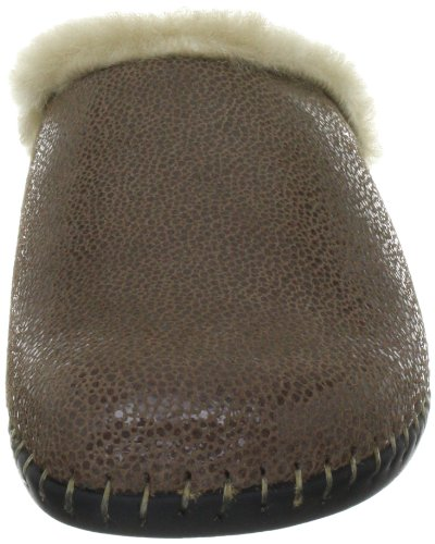 Hans Herrmann Collection HHC 0230107-50 Damen Pantoffel Braun (Braun)