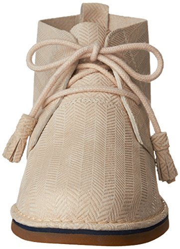 Ivory Women's Suede Boots Catelyn Puppies Hush CYRA Herringbone Chukka 5ZYxq8