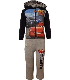 d3c5b8877 Disney Cars Lightning McQueen Kids Tracksuit Jogging Suit Grey 98cm ...