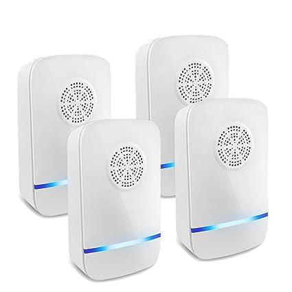 amazon com zitrades ultrasonic pest repeller set of 4 electronic rh amazon com