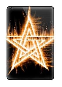 Faddish Phone Amazing Blessed Flame Star Fire Case For Ipad Mini/mini 2 / Perfect YY-ONE