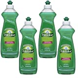Palmolive Essential Clean,Dish Liquid Soap,Original , 12.6 Fl.Oz (4 Pack)
