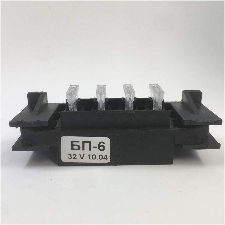 Xiang Ye 4 circuito de la caja de fusibles Kamza fusible de 12V 24V 32V for la caja de fusibles del coche del carro Kamza: Amazon.es: Coche y moto