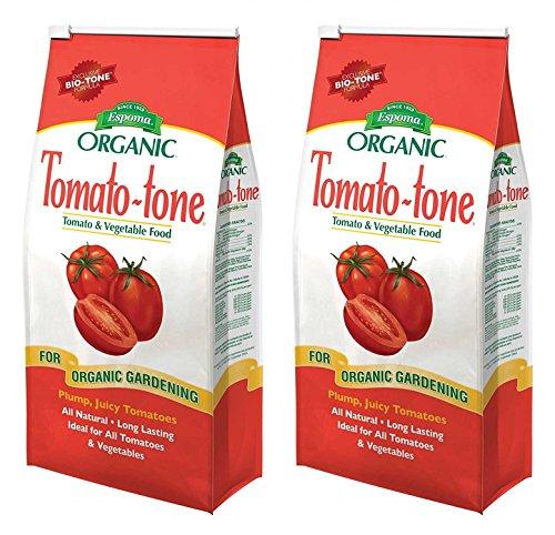 ESPOMA Tomato-tone zEfcHq Organic Fertilizer - FOR ALL YO...