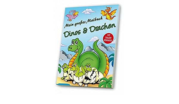 Schön Malbuch Drachen Bilder - Framing Malvorlagen ...