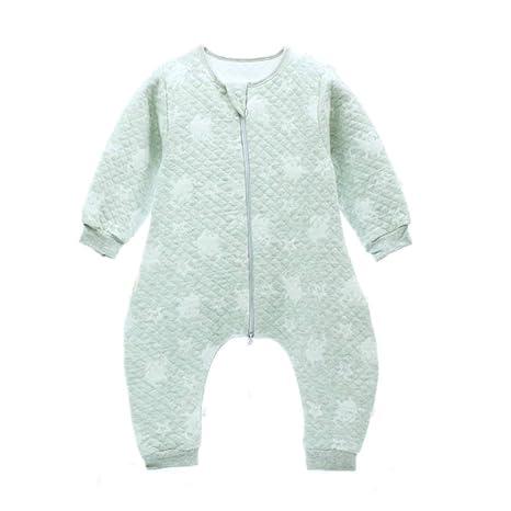 Saco De Dormir para Bebés 100% Algodón Manta De Vestir para Niños Pequeños (Color