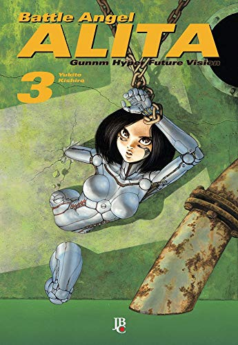 Battle Angel Alita Yukito Kishiro