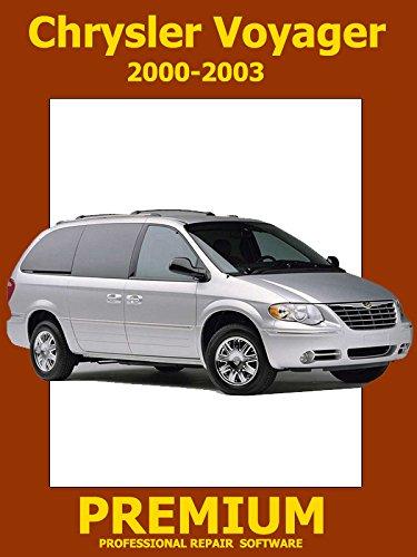 Chrysler Voyager Repair Software (DVD) 2000 2001 2002 2003