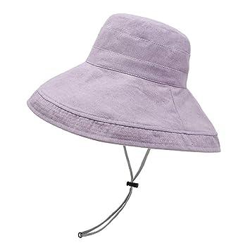 HUOLIMAO Bucket Hat Cotton Bucket Cap Gorras De Pesca Sombreros ...