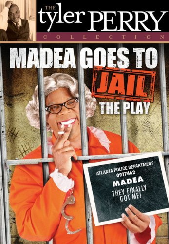 Madea Goes to Jail (The Tyler Perry Collection) (Jail Dvd)