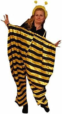 To75 Disfraz de abeja Pantalone L-XL, disfraces de burro para ...