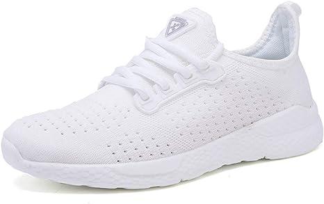 Zapatillas de Deporte para Hombre, Hombre Mujer Zapatillas Deporte ...