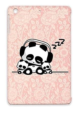 37904043e9cb32 Kawaii Sleeping Art Design Sleep Cartoon Chinese Headphones Bear Panda Cute  Anime China White For Ipad Mini Sleeping Pandas Cover Case: Amazon.ca: Cell  ...