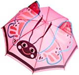 Western Chief Little Girls'  Butterfly Umbrella