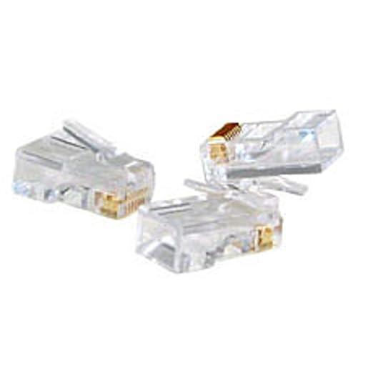 19 opinioni per Lindy 62404 Connettori RJ-45 Maschio UTP Cat5e, Confezione da 10 pezzi